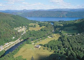 Invermoriston - Holiday Park in Invermoriston, Highlands, Scotland