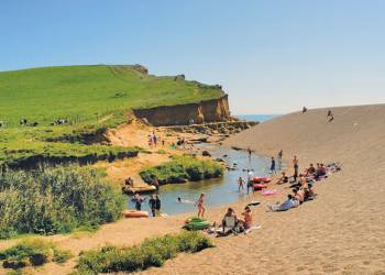 Freshwater Beach Holiday Park In Dorset