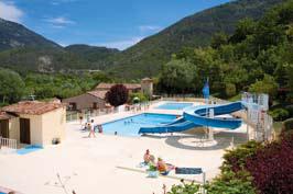 Domaine du Verdon - Holiday Park in Castellane, Provence-Cote-dAzur, France