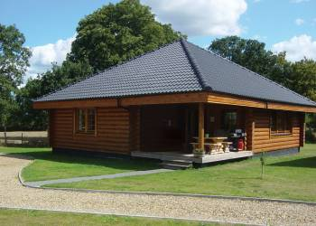 Langmere Lakes Lodges - Holiday Park in Frettenham, Norfolk, England