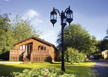 Angecroft Park - Holiday Park in Ettrick Valley Nr Hawick, Borders, Scotland