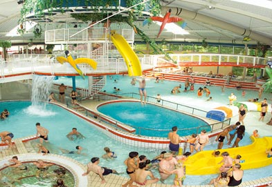 Duinrell Campsite - Just one of the great holiday parks in South Holland, Holland