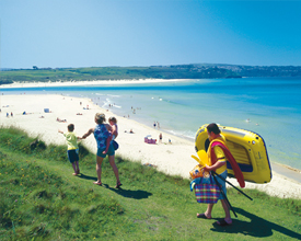 Riviere Sands Holiday Park - Holiday Park in Hayle, Cornwall, England