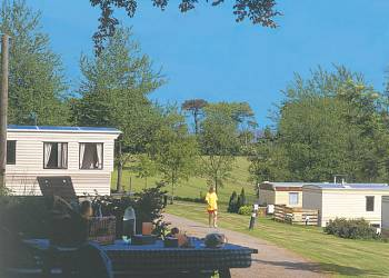 Mortonhall - Holiday Park in Edinburgh, Lothian, Scotland