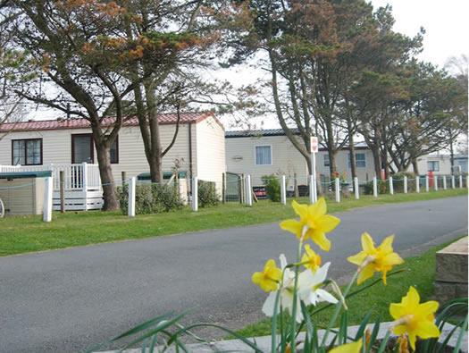 Garreg Goch Caravan Park - Holiday Park in Porthmadog, Gwynedd, Wales