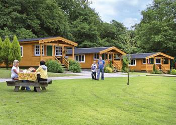 Heronstone Lodges - Holiday Park in Brecon Beacons, Powys, Wales