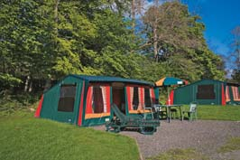 Cashel - Holiday Park in Loch Lomond, Stirling, Scotland