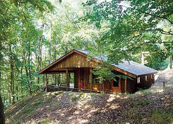 Penllwyn Lodges - Holiday Park in Montgomery, Powys, Wales