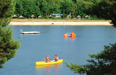 Les Alicourts Resort - Holiday Park in Pierrefitte, Loire, France