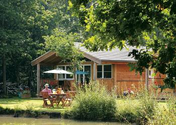 Great Wood Lodges - Holiday Park in York, Yorkshire, England