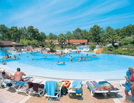 Sylvamar - Eurocamp - Just one of the great holiday parks in Aquitaine, France