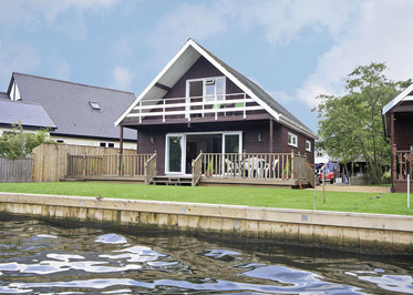 Watersedge - Holiday Park in Wroxham, Norfolk, England