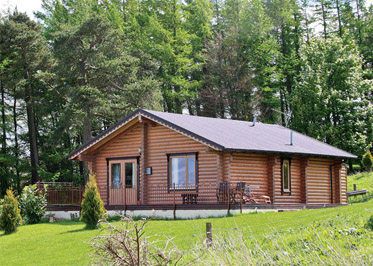 Duncrievie Log Cabins - Holiday Park in Glenfarg, Perth-and-Kinross, Scotland
