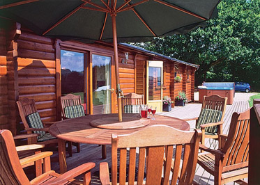 Cider Mill Lodge - Holiday Park in Brockweir, Monmouthshire, Wales