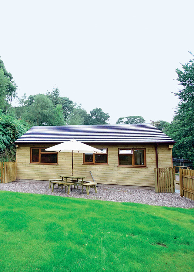 Cuckoo Well Lodge - Holiday Lodges in Bradley in Moor, Staffordshire, England