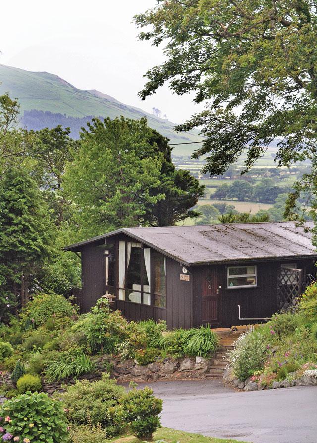 Woodpecker Lodge - Holiday Park in Bryncrug, Gwynedd, Wales