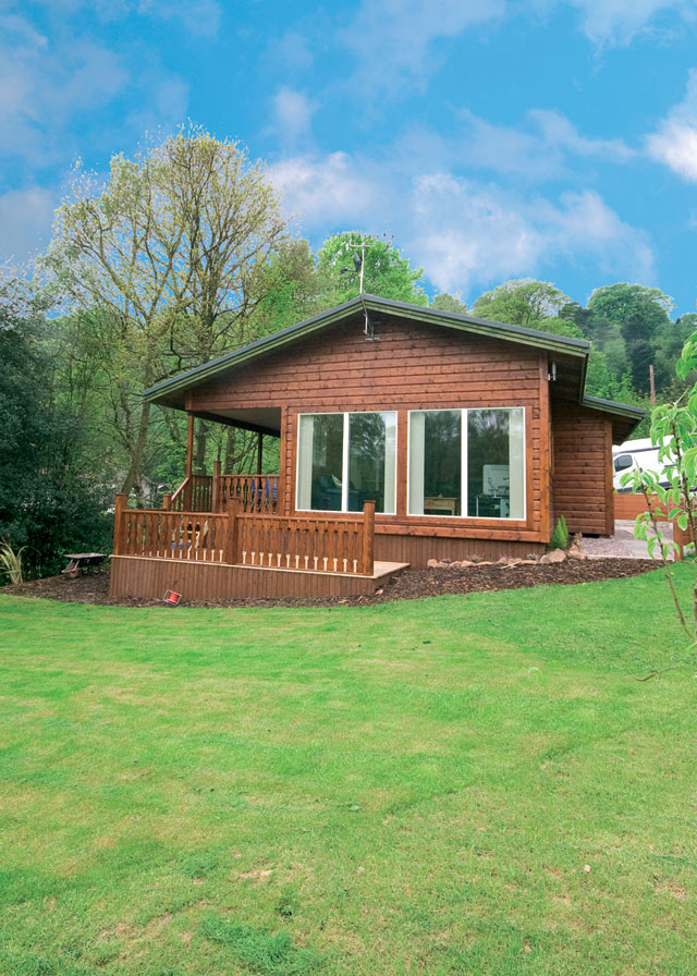 Kipling Lodge - Holiday Park in Rudyard Lake, Staffordshire, England
