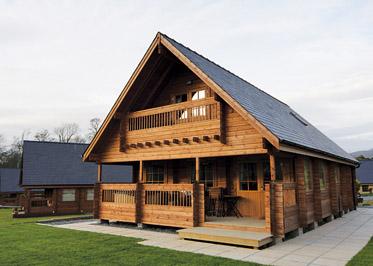 Sun View Lodges - Holiday Park in Llanbedr, Gwynedd, Wales