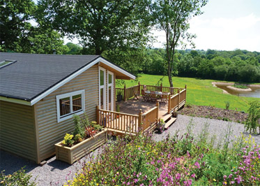 Lawpit Lodges - Holiday Park in Uplowman, Devon, England