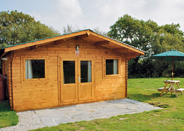 Adamsfield Kingfisher - Holiday Park in Tremaine, Cornwall, England