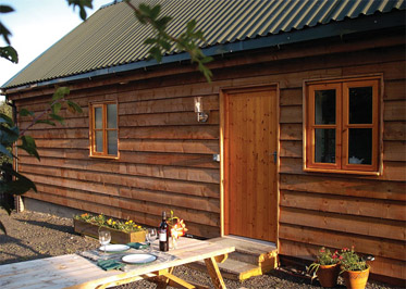 Seven Stars Cottage - Holiday Park in Nantmel, Powys, Wales
