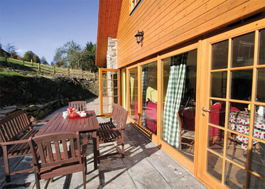 The Barn - Holiday Park in Lochearnhead, Perth-and-Kinross, Scotland