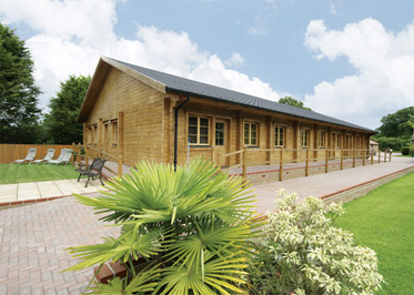 Springlake - Holiday Lodges in Barnby, Suffolk, England