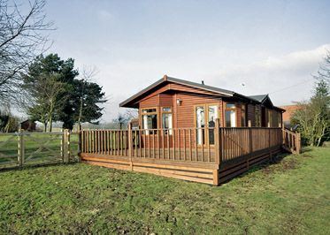 The Lodge - Holiday Lodges in Woodbridge, Suffolk, England