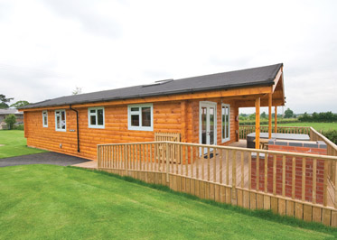 Oaklands Lodges - Holiday Park in Mount Pleasant, Derbyshire, England