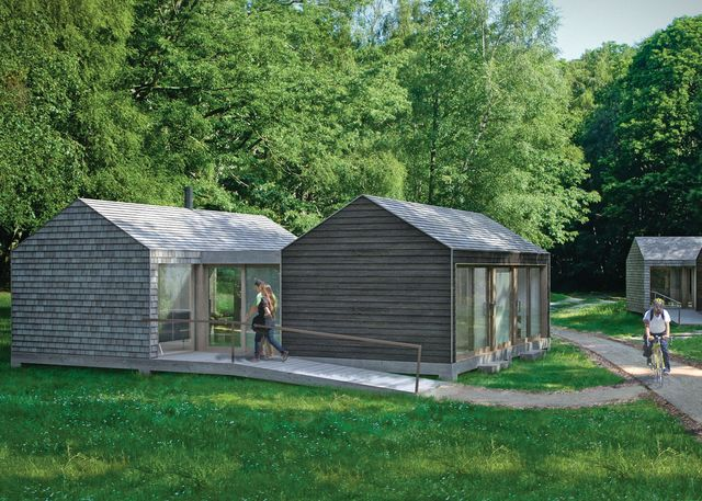 Burnbake Forest Lodges - Holiday Park in Burnbake Wareham, Dorset, England
