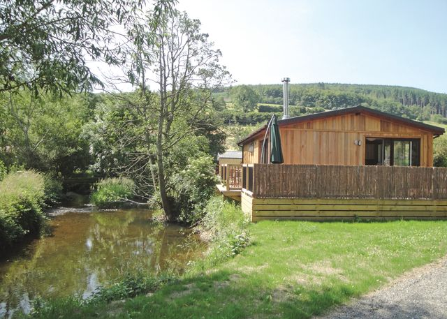 Clun Valley Lodges - Holiday Park in Clunton, Shropshire, England