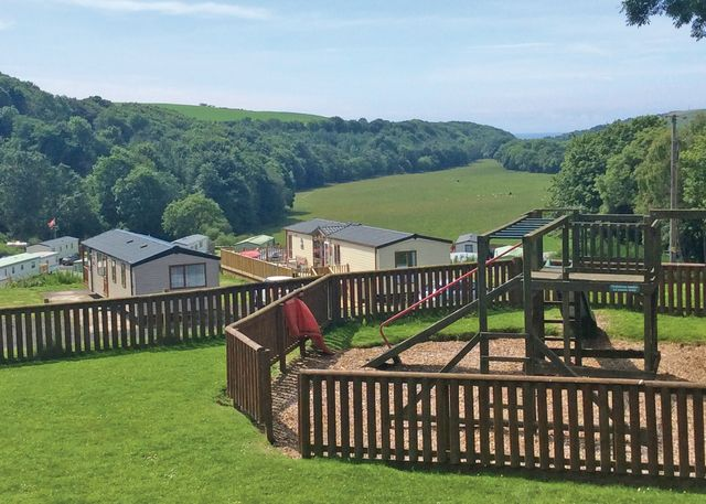 Lagganhouse Country Park - Holiday Park in Ballantrae, Ayrshire, England