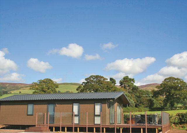 Mudo Mynydd Lodges - Holiday Park in Hendrerwydd, Denbighshire, Wales