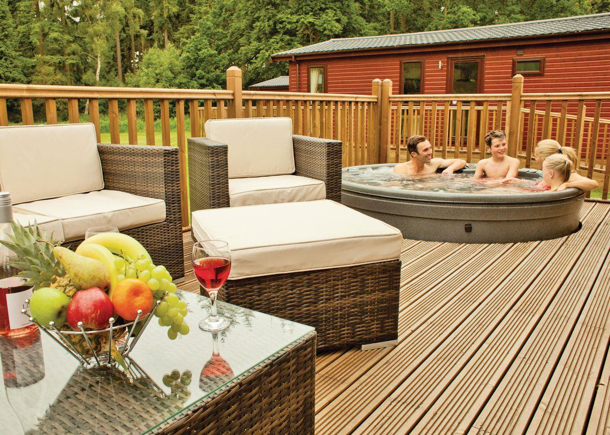Bainland Lodges - Holiday Park in Woodhall Spa, Lincolnshire, England