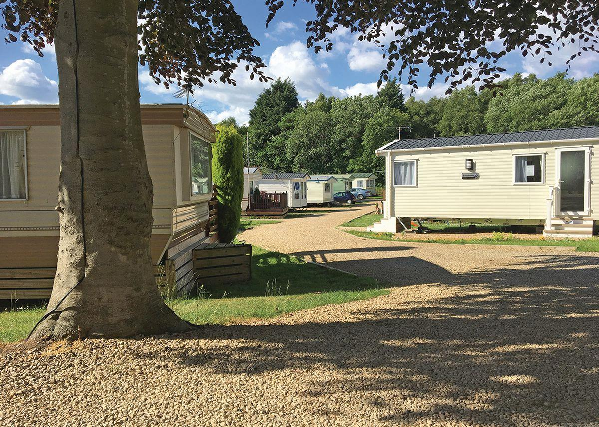 Bobby Shafto Caravan Park - Holiday Park in Stanley, County-Durham, England