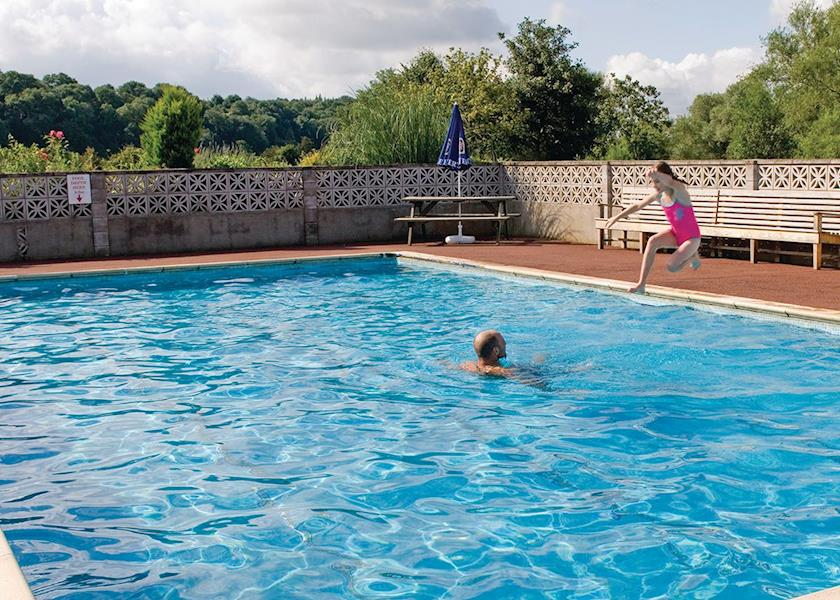 Abbots Salford Holiday Park - Holiday Park in Evesham, Worcestershire, England