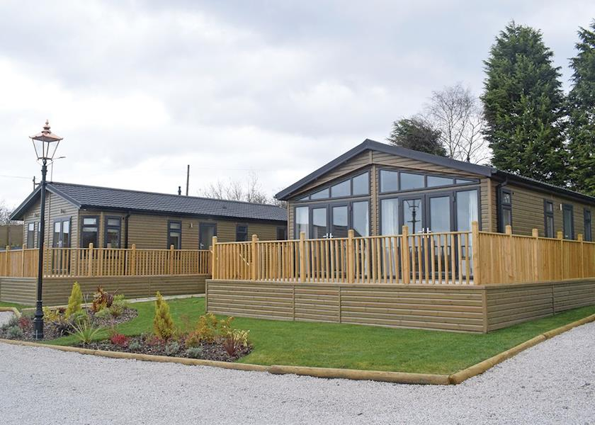 Ashby Woulds Retreat - Holiday Park in Swadlincote, Derbyshire, England