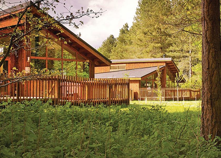 Beddgelert Snowdonia Cabins - Holiday Park in Bedgellert, Gwynedd, Wales