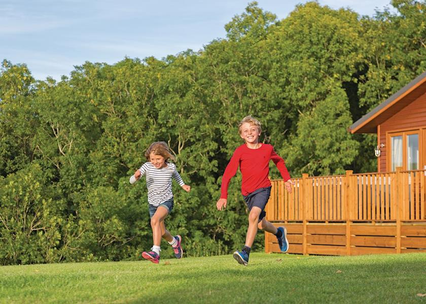 Brokerswood Holiday Park - Holiday Park in Westbury, Wiltshire, England