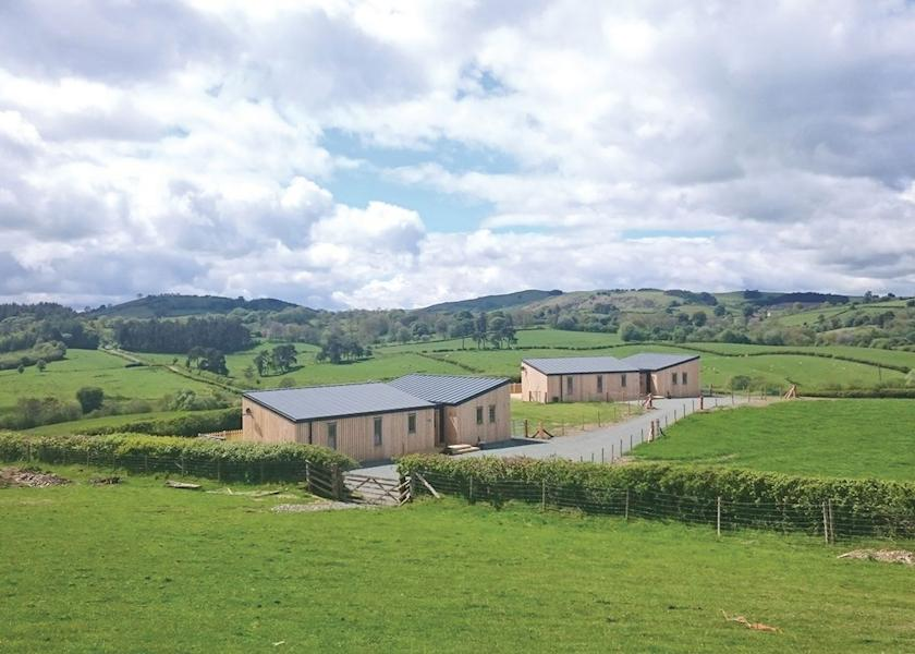 Castle Pren Lodges