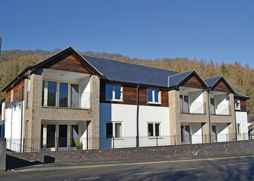 Ceiriog Valley Apartments - Holiday Park in Llangollen, Denbighshire, Wales