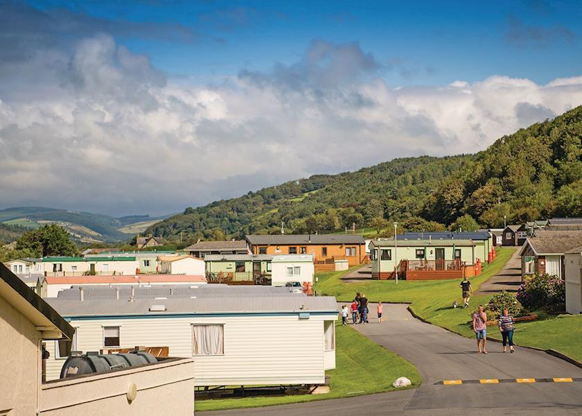 Clarach Bay Holiday Village - Holiday Park in Aberystwyth, Ceredigion, Wales