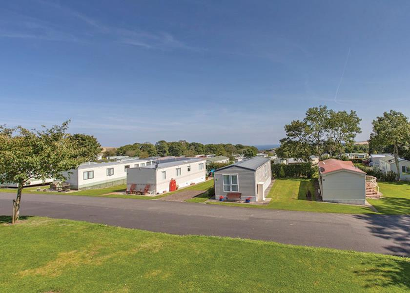 Coldingham Bay Leisure Park - Holiday Park in Coldingham, Berwickshire, Scotland