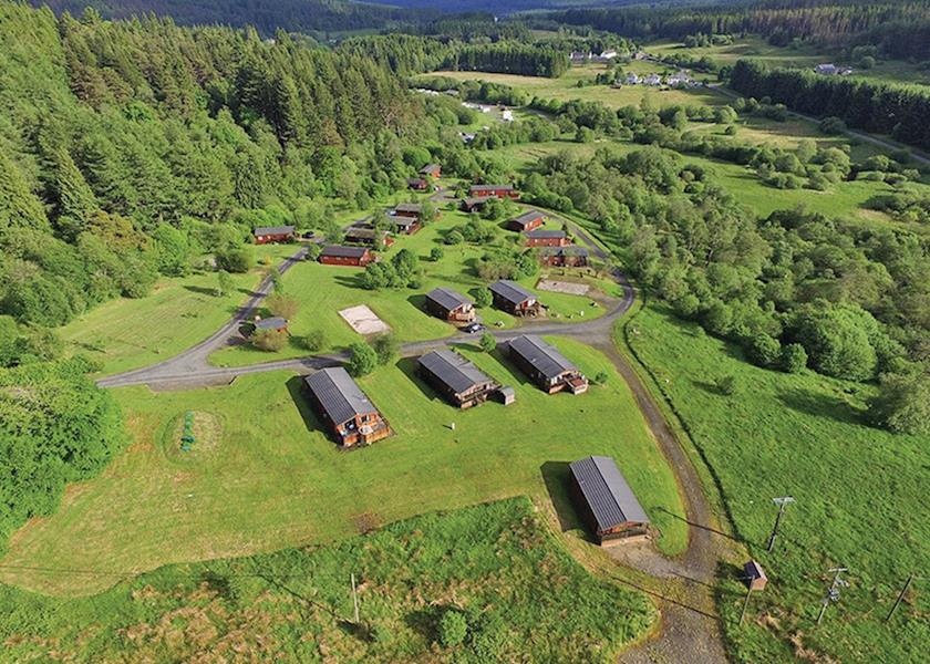 Clear Sky Lodges - Holiday Park in Kielder, Northumberland, England