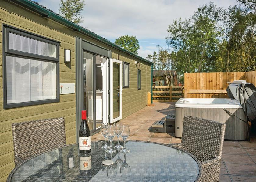 Flusco Wood - Holiday Park in Penrith, Cumbria, England
