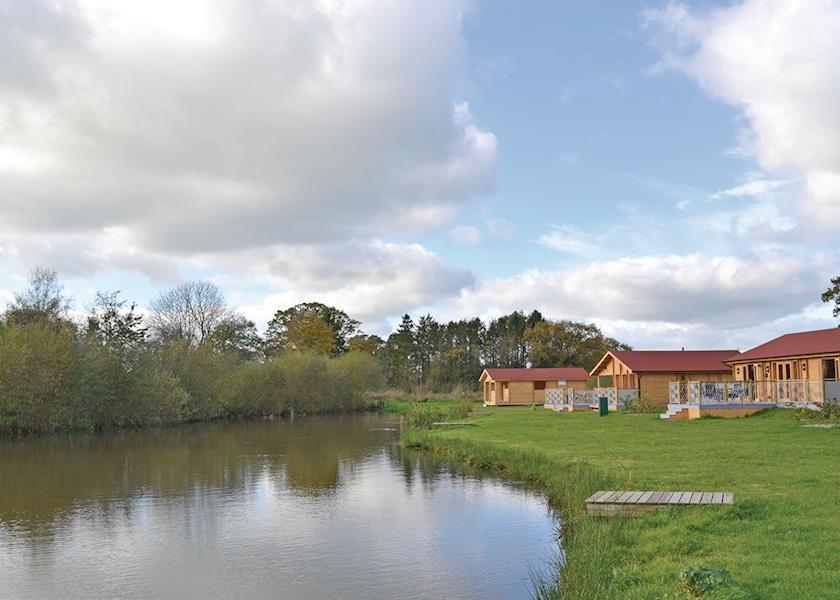 Gadlas Park - Holiday Park in Ellesmere, Shropshire, England