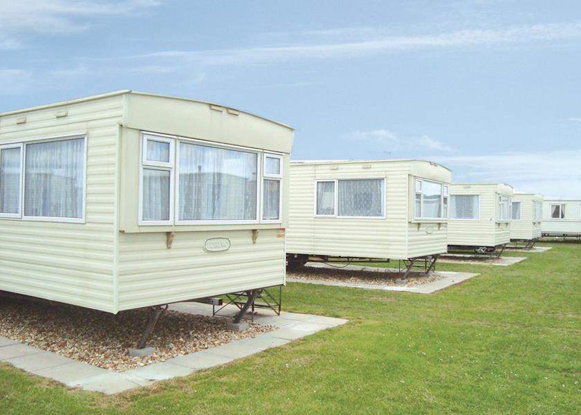 Golden Anchor Caravan Park - Holiday Park in Skegness, Lincolnshire, England
