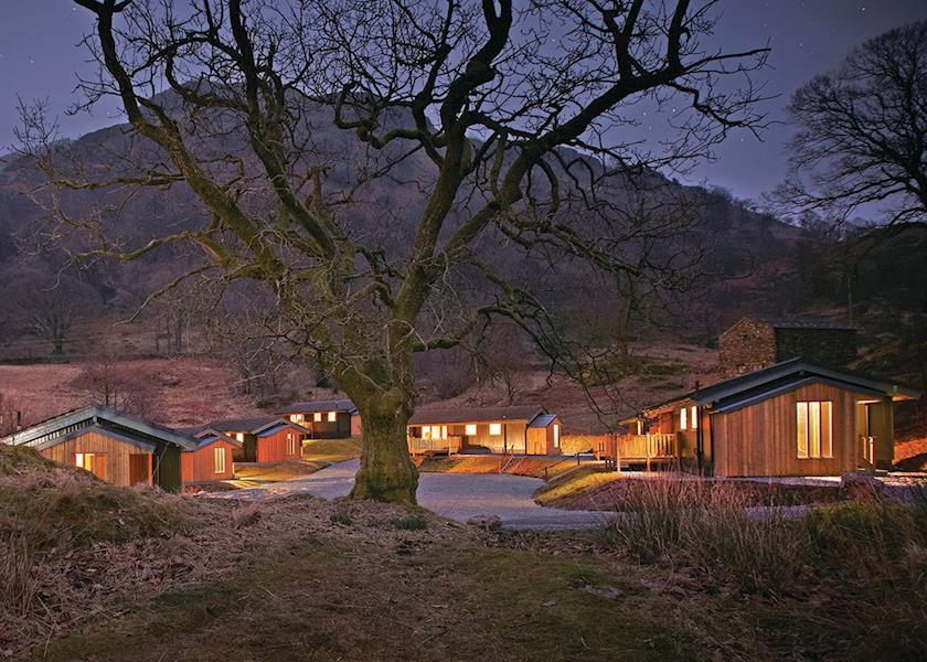 Hartsop Fold - Holiday Park in Hartsop, Cumbria, England