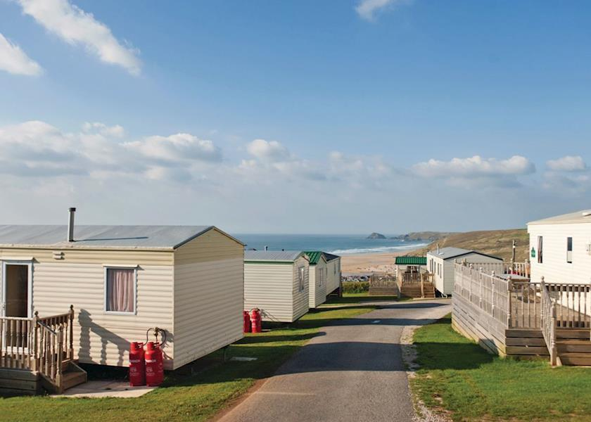Liskey Hill Holiday Park - Holiday Park in Perranporth, Cornwall, England