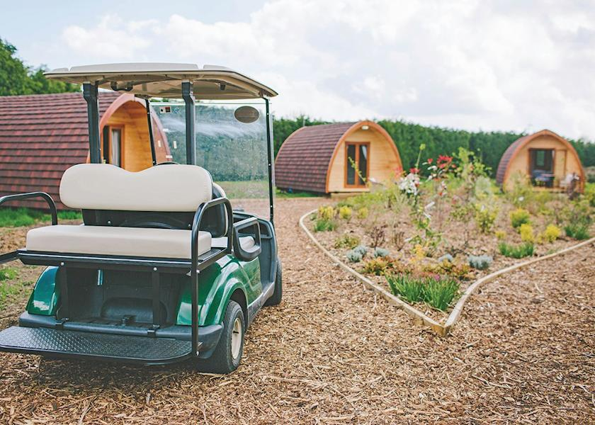 Manor Resort Pods